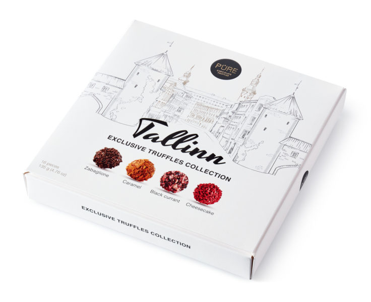 Tallinn Truffles Collection